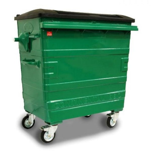 Taylor Continental Wheeled Bin - 660 Litre Capacity Techni Pros