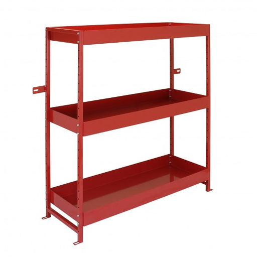 Monster Racking Volcano Metal Van Shelving Unit - techni-pros