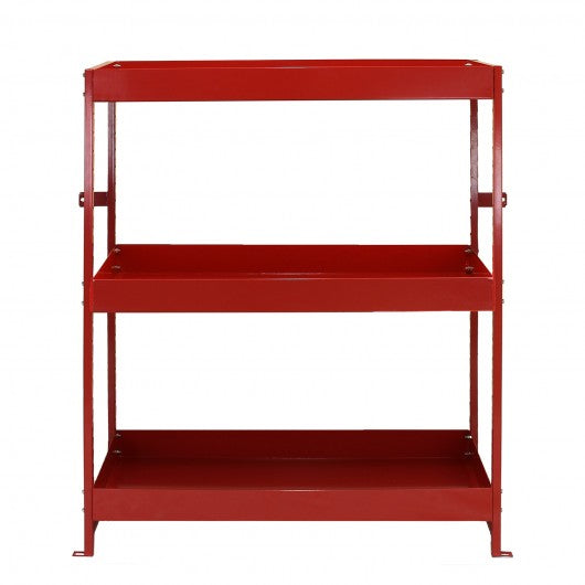 monster-racking-volcano-metal-van-shelving-unit Techni-Pros - techni-pros