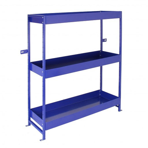 Monster Racking Lightning Metal Van Shelving Unit - techni-pros