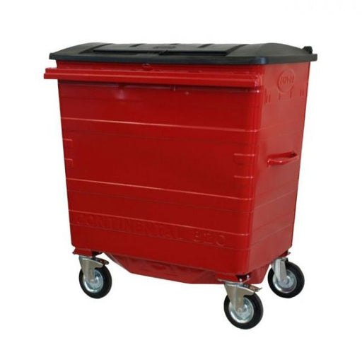 Taylor Continental Wheeled Bin - 820 Litre Capacity Techni Pros