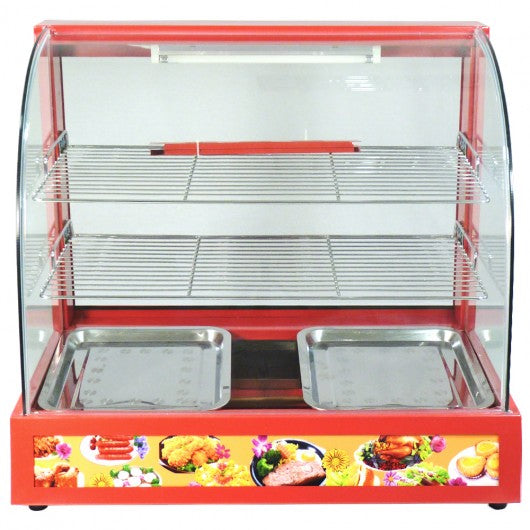 kukoo-60cm-wide-glass-food-warmer Techni-Pros - techni-pros