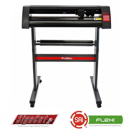 pixmax-vinyl-cutter-plotter-with-graphics-signmaking-software Techni-Pros - techni-pros