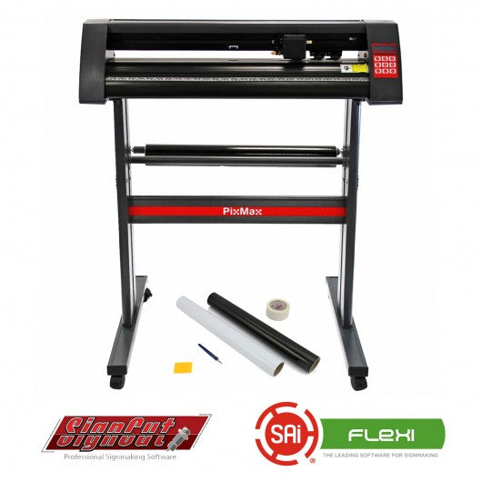 pixmax-vinyl-cutter-plotter-graphics-signmaking-software-weeding-pack Techni-Pros - techni-pros