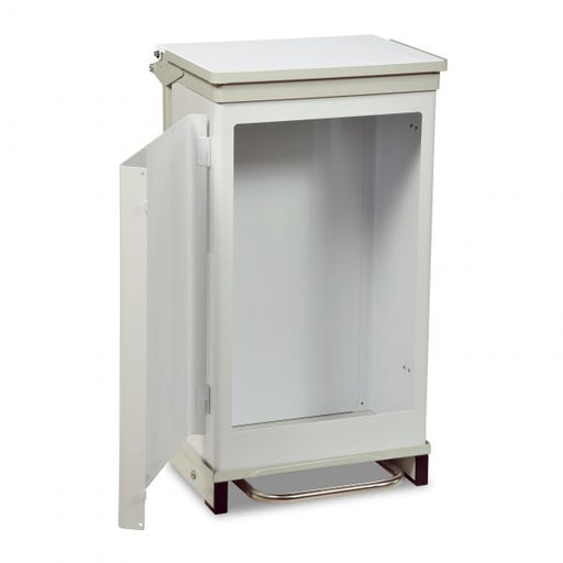 75 Litre Front Opening Handsfree Removable Body Bin - techni-pros