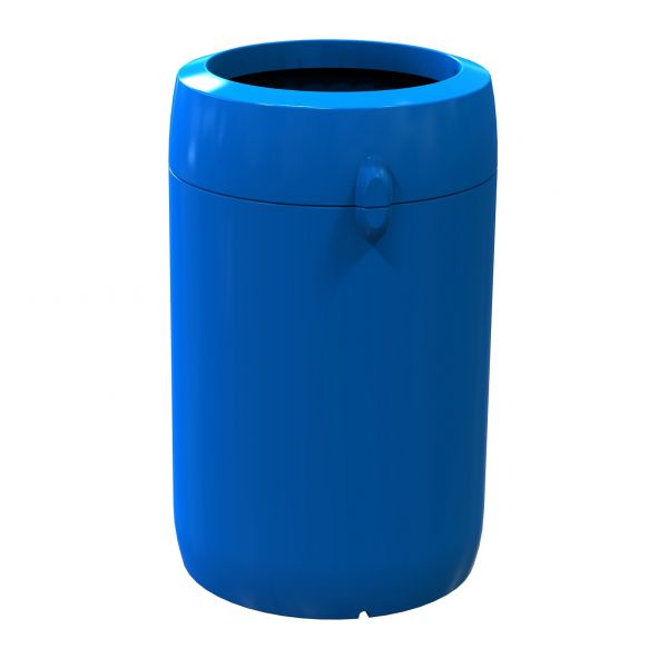 Viscount Open Top Litter Bin - 110 Litre Techni-Pros - techni-pros