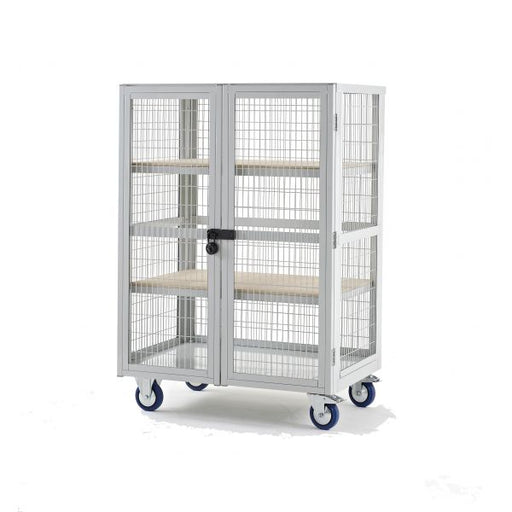 Boxwell Mobile Shelving Techni-Pros - techni-pros