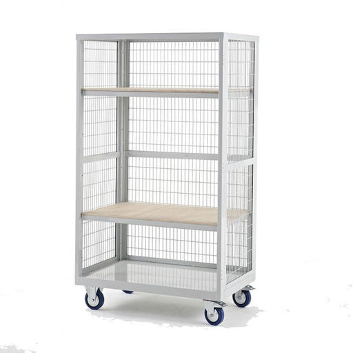 Boxwell Mobile Shelving - Without Doors Techni-Pros - techni-pros