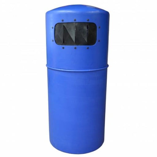 Hooded Top Litter Bin with Pest Guard - 90 Litre Techni-Pros - techni-pros