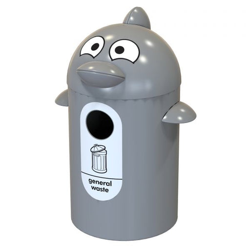 Dolphin Buddy Recycling Bin - 55 Litre Techni-Pros - techni-pros