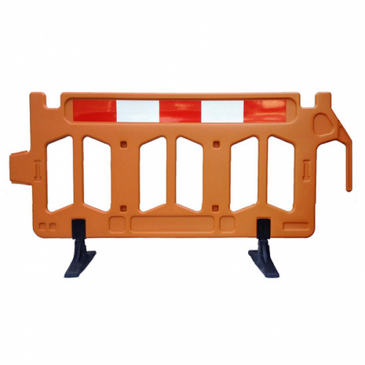 Firmus Safety Traffic Barrier - Pack of 50 Techni Pros