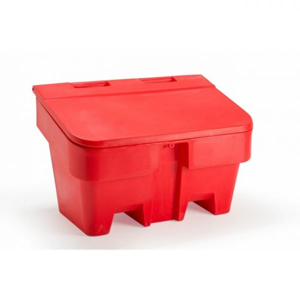 350 Litre Lockable Grit Bin Techni-Pros - techni-pros