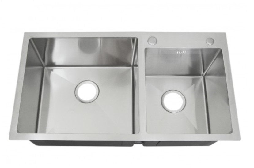 KuKoo Double Stainless Steel Sink - Techni-Pros