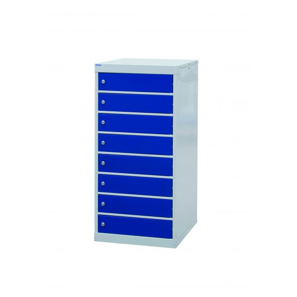 Laptop Storage Locker - 8 Tier Techni-Pros - techni-pros