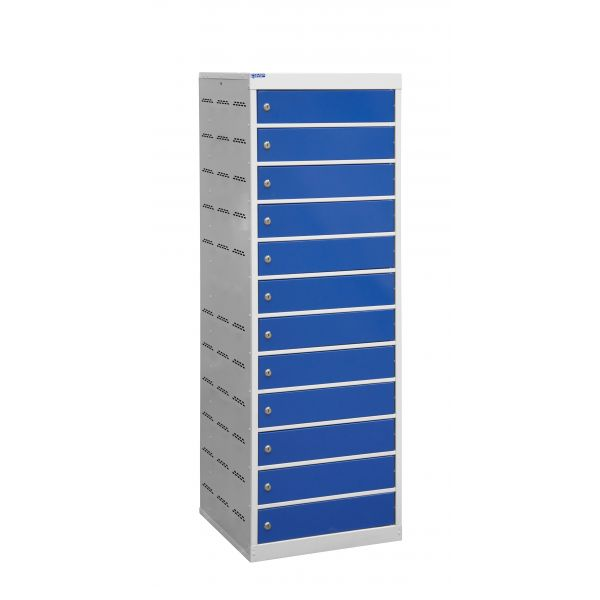 Laptop Charging Locker - 8 Tier Techni-Pros - techni-pros