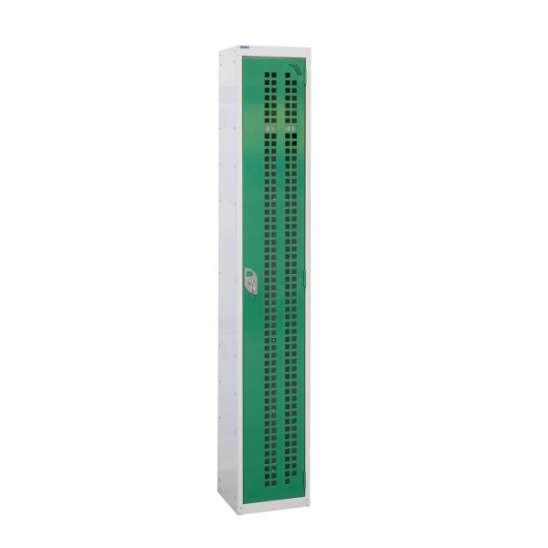 Perforated Door Lockers - Various Options Techni-Pros - techni-pros