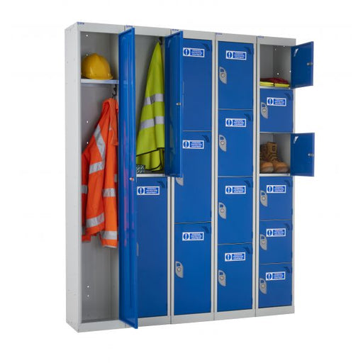 Personal Protective Equipment Locker - Various Options Techni-Pros - techni-pros