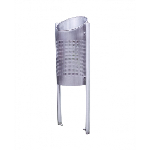 The Stand-up Stainless Steel Perforated Bin Techni Pros