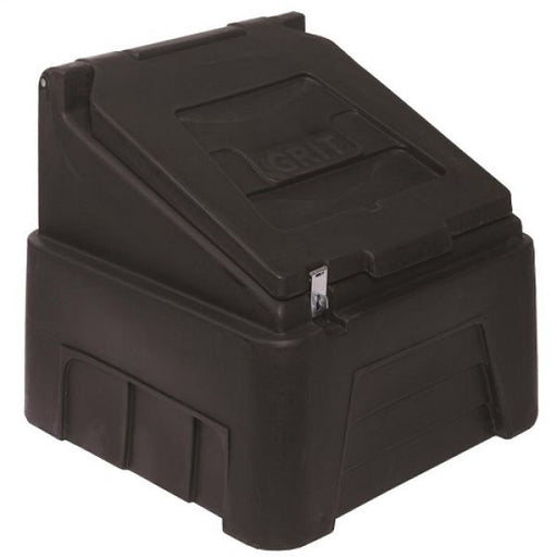 7 Cu Ft Heavy Duty Recycled Grit Bin - 200 Litre / 200 kg Capacity Techni-Pros - techni-pros