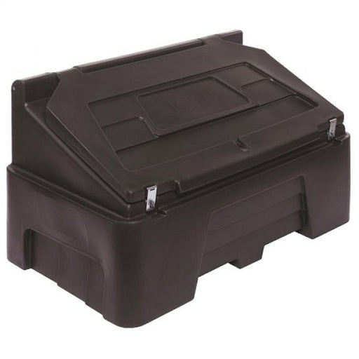 14 Cu Ft Heavy Duty Recycled Grit Bin - 400 Litre / 500 kg Capacity Techni-Pros - techni-pros
