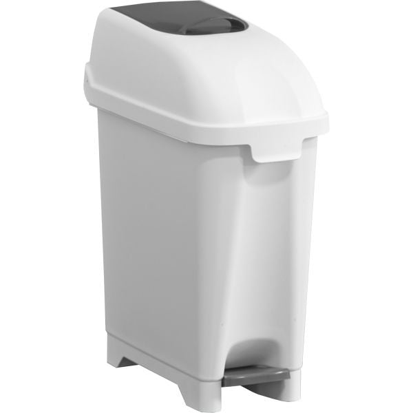 Pedal Operated Sanitary Bin - 10 Litre Techni-Pros - techni-pros