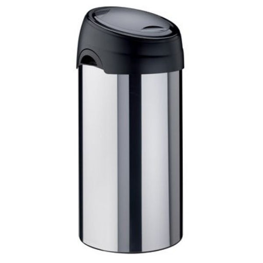 Stainless Steel Soft Touch Waste Bin - 60 Litre Techni-Pros - techni-pros