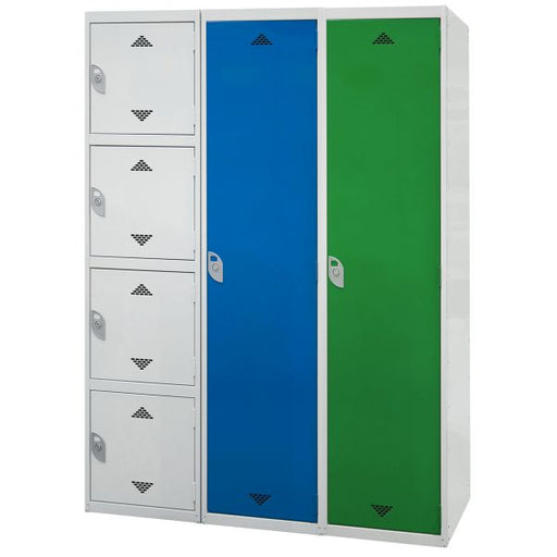 Heavy Duty Locker - Various Options Techni-Pros - techni-pros
