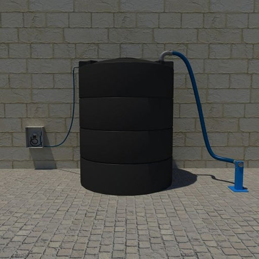 2500 Litre AdBlue Dispensing System Techni-Pros - techni-pros