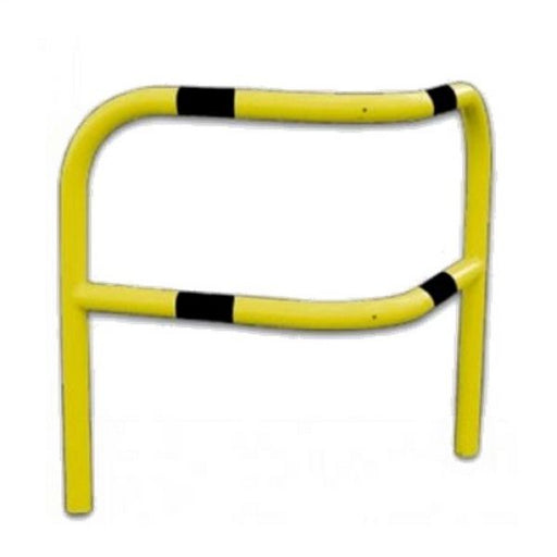Angled Corner Safety Barrier - techni-pros