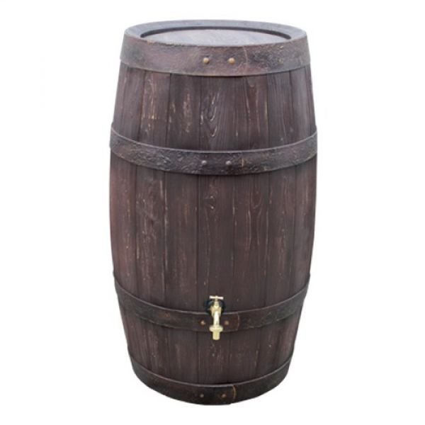 Barrique Barrel 250 Litres Water Butt Techni-Pros - techni-pros