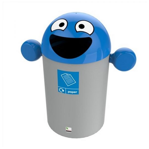 Best Buddy Recycling Bin - 84 Litre Techni-Pros - techni-pros