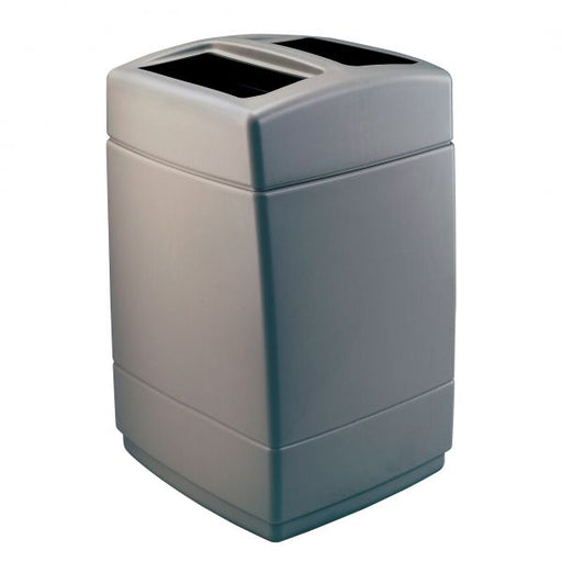 Dual Compartment Waste Bin - 210 Litres - techni-pros