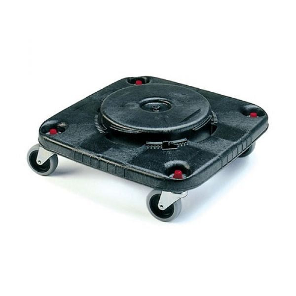 Rubbermaid BRUTE Square Dolly Techni-Pros - techni-pros