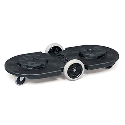 Rubbermaid BRUTE Tandem Dolly Techni-Pros - techni-pros