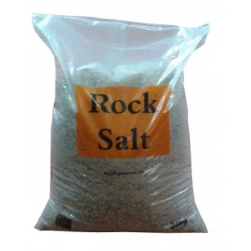 25 kg Brown Rock Salt Techni-Pros - techni-pros