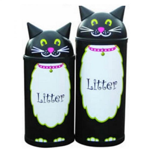Animal Kingdom Cat Litter Bin Techni Pros