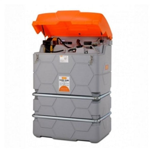 Cemo Cube 1500 Litre Diesel Fuel Dispenser Techni-Pros - techni-pros