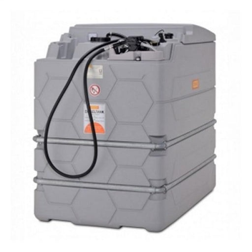 Cemo Cube 1500 Litre Indoor Diesel Fuel Dispenser Techni-Pros - techni-pros
