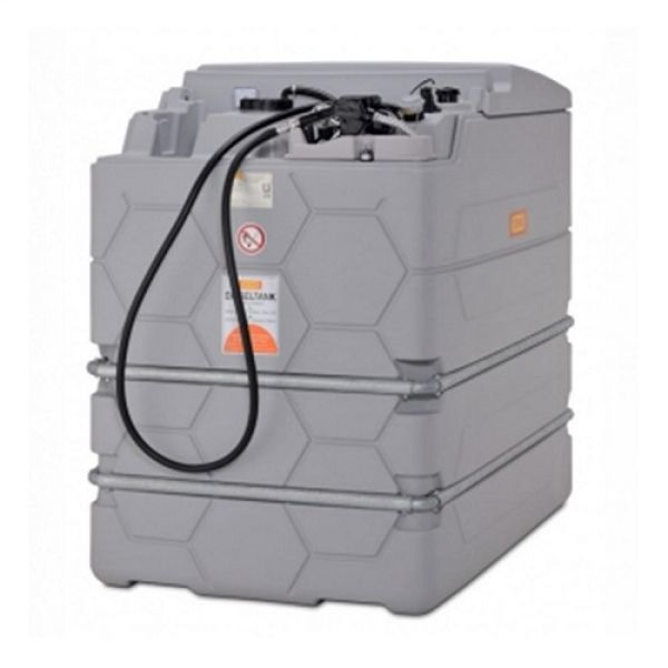 Cemo Cube 1500 Litre Premium Indoor Lubricant Dispensing Station Techni-Pros - techni-pros