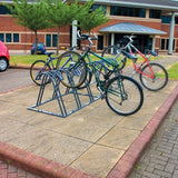 Claw Cycle Rack - Double Sided Techni-Pros - techni-pros