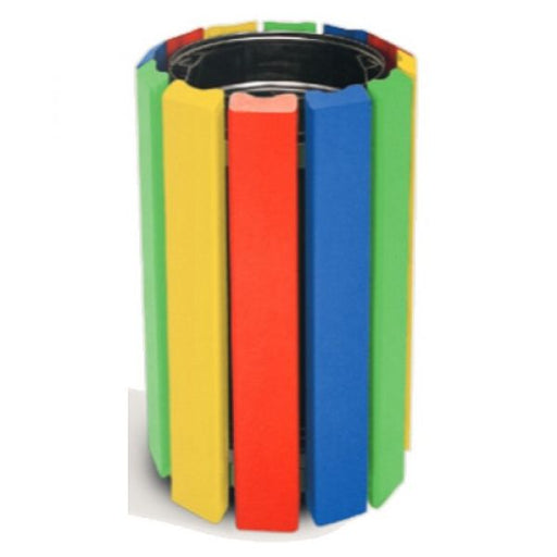 Cologne Junior Litter Bin - 35 Litre Techni-Pros - techni-pros