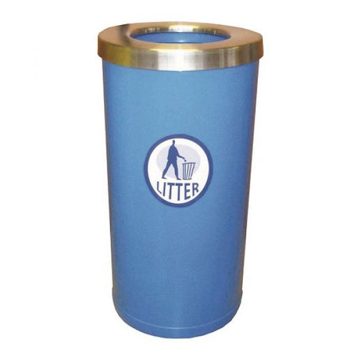 Colonial Litter Bin - 70 Litre Techni-Pros - techni-pros