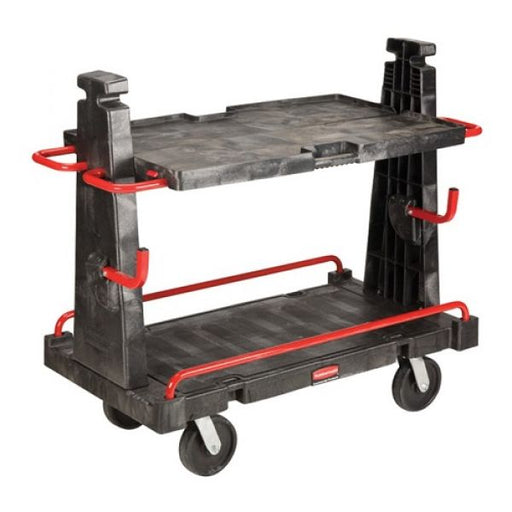 Rubbermaid Convertible A-Frame Truck Techni-Pros - techni-pros