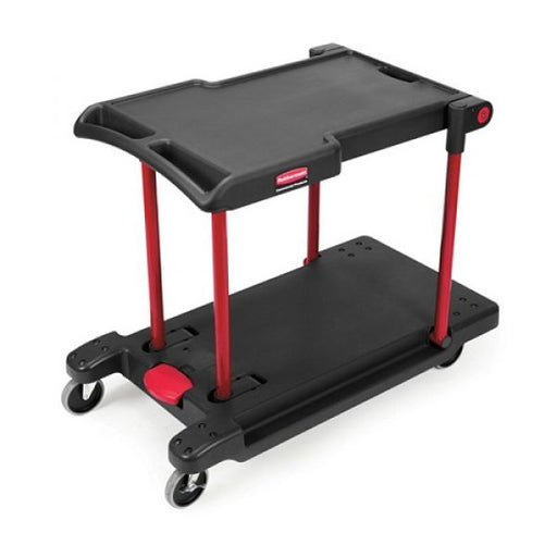 Rubbermaid Convertible Utility Cart Techni-Pros - techni-pros