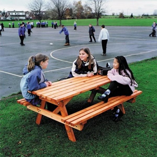 Cotswold 6 Seater Junior Picnic Bench Techni-Pros - techni-pros