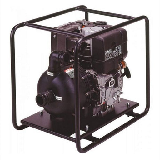 Pacer S Series Self-Priming Centrifugal Pump with Lombardini Diesel Engine - 4 Bar / 757 Lpm Techni Pros