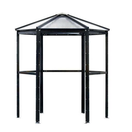 Executive Smoking Shelter Techni-Pros - techni-pros
