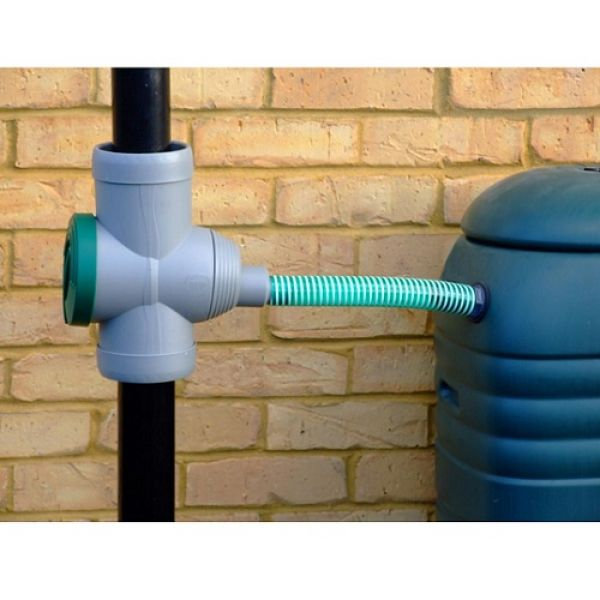 Rainwater Filter Collector with Universal Link Kit Techni-Pros - techni-pros