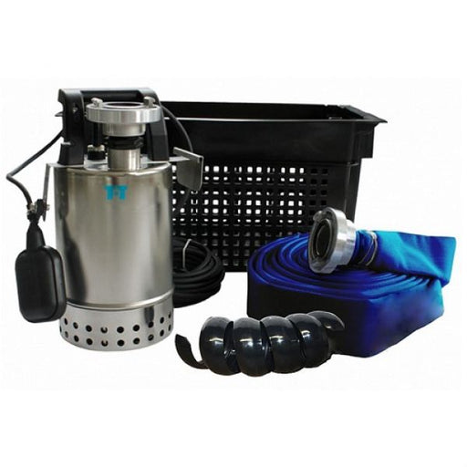 Floodbuddy Submersible Emergency Pump Kit for Floods Techni-Pros - techni-pros