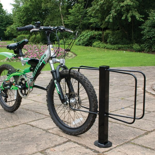 Floor Mounted Cost Saver Bike Racks Techni-Pros - techni-pros